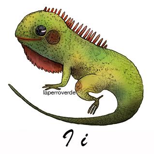 i es de iguana